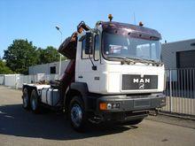 Used 1998 Man 33-403