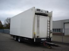 2002 Schmitz 2 AXLE TRAILER