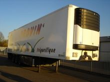 2005 Lamberet FRIGO TRAILER CAR