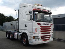 2012 Scania R500