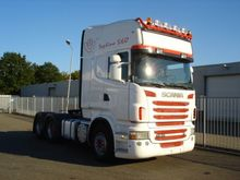 Used 2010 Scania R56