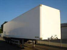 2000 Lamberet 3-axle Closed box