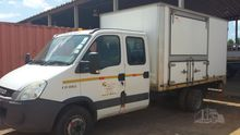 2012 IVECO DAILY 50C18