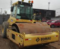 Used 2013 BOMAG BW21
