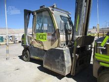 2009 HYSTER H120FT