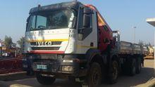 2012 IVECO TRAKKER 420