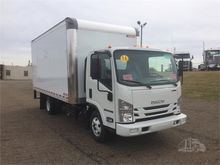 New 2016 ISUZU NPR H