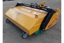 2016 Suton HDS 7 Sweeper