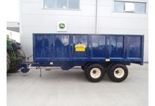 2009 Norton 10T Grain Trailer