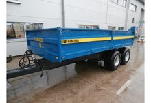 Used 2014 Fleming 8T