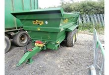 Used Herbst 14T Dump