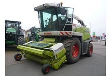 Used 2009 Claas 870