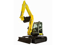 Used Yanmar SV100 in