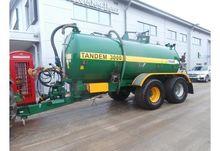 2014 Major 3000 Tanker