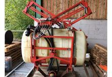Used Lely Sprayer 80