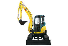 Used Yanmar ViO50 in