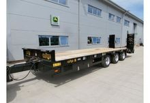 2017 Herbst Tri Axle Low Loader