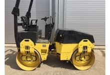 Used Bomag BW135 in
