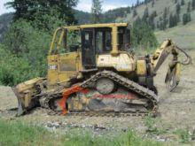 Used Caterpillar D5 Dozer for sale in Washington, USA   Machinio