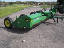 John Deere 115 Flail Mower