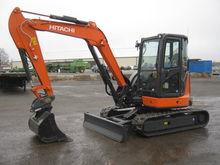 Hitachi ZX55U-5 Excavator
