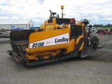 Leeboy 8515B Paver