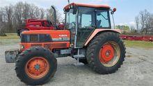 2002 KUBOTA M120DT