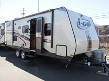 2013 EVERGREEN RV G236RBK