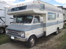 1976 WINNEBAGO 23RB