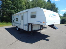 2000 Fleetwood Prowler Fifth Wh