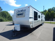 2007 FOREST RIVER Cherokee 39KP