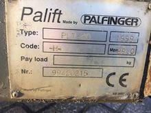 1999 Palfinger PALIFT PLT-20