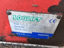 2004 Loglift F 105 Z 77