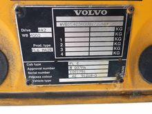 1997 Volvo FL612 + 14m Lift