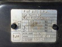 2004 Fiat Doblo Cargo 1.9 JTD +