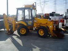 Used JCB 2CX in Keil