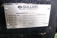 Sullair V160 75 hp. Rotary Scre