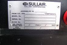 Sullair LS160 75 hp. Rotary Scr