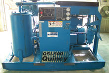 Quincy QSI 500  100 hp. Rotary