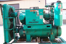 Palatek  200 HP  Rotary Screw A