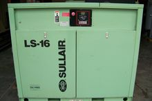 Sullair LS16 60H 60 hp. Rotary