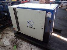 Quincy QSB 25  25 hp. Rotary Sc