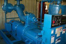Quincy QSI 1500 300 hp.  Rotary