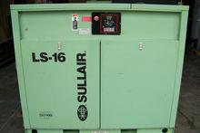 Sullair LS16 60H 60 hp. Rotary