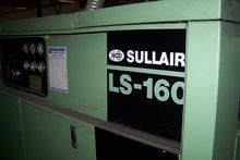 Sullair LS160 100 hp. Rotary Sc