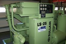 Sullair LS25 200L   Rotary Scre