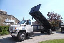 2006 GMC C-8500 Dumping flatbed
