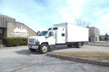 2006 GMC C7500 Double bunk