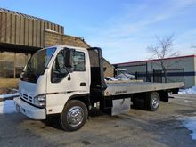 2007 GMC W5500HD Aluminum car c