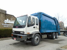 2008 GMC T8500 ONLY 92000km